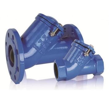 Thread or flange ball check valve