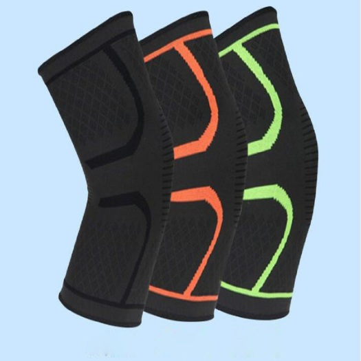 Neoprene knee sleeve support braces