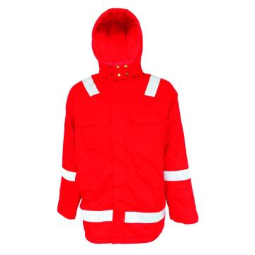 FR Water & Oil Repellent Anti-static Winter Jacket