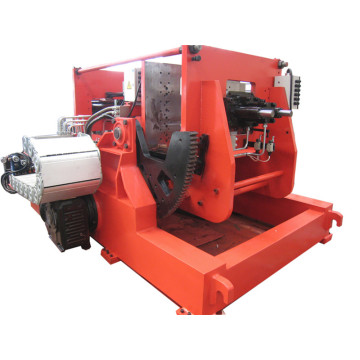Tilting Metal Gravity Casting Machinery