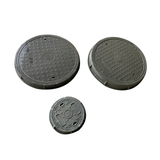 En124 Composite Manhole Cover for Road Drainage
