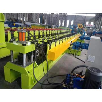 Solar mounting structure strut channel machine