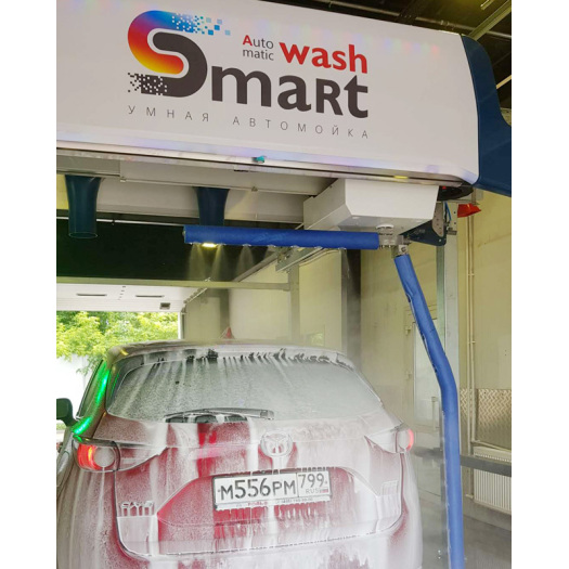 High pressure touchfree car wash equipment for sale