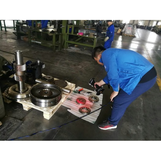 Lubrication Oil Pump for Hydraulic Coupling