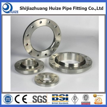 SS Slip On Flange with Rised Face