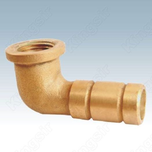 Brass Elbow Pipe Fitting