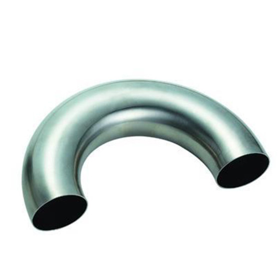 Bent 180° Pipe Tube Elbows With Tangents