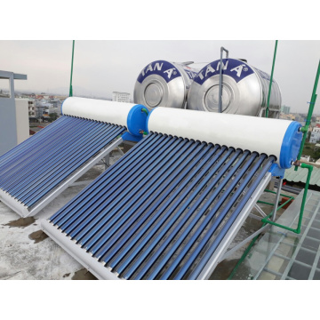 Non-pressurized solar water heater ECO series