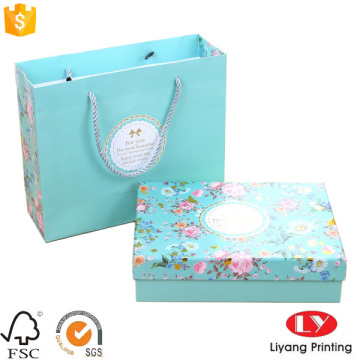 Creative jewelry hard paper gift packaging box