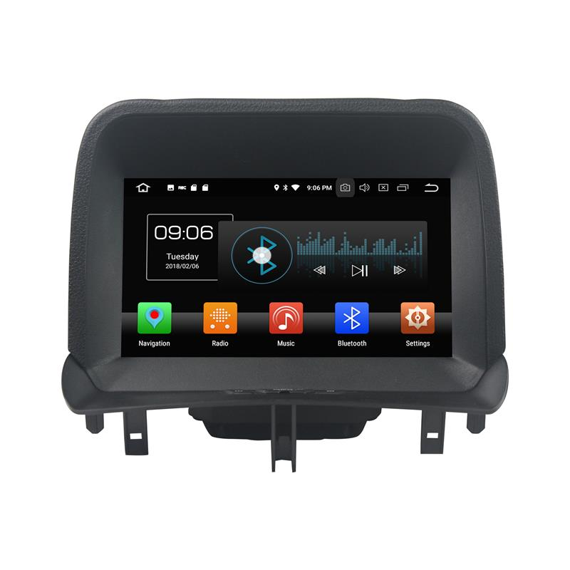 Ford Tourneo car navigation with GPS (1)