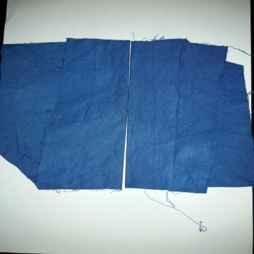 Indigo Blue Vat Blue For Clothing