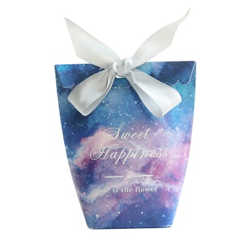 Baby shower candy packaging box