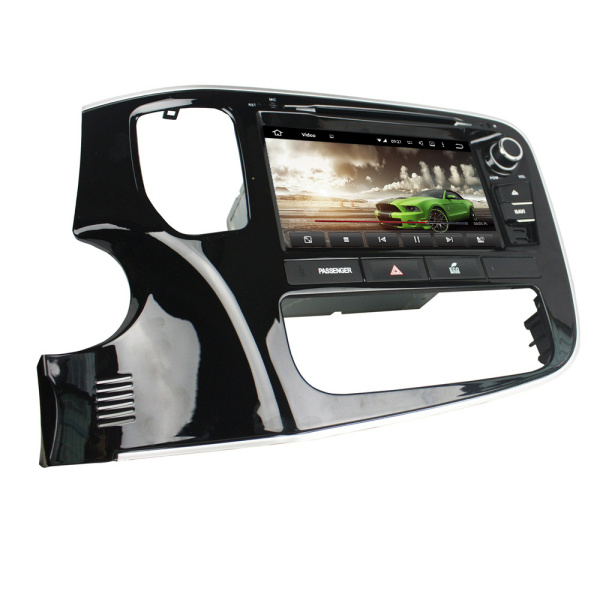MITSUBISHI Outlander Car Audio Navigation