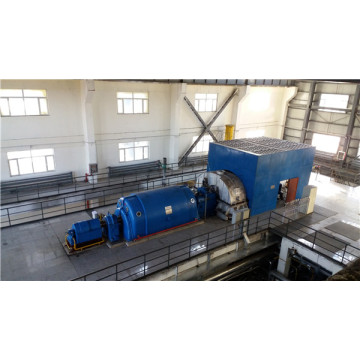 6mw Steam Turbine power plant