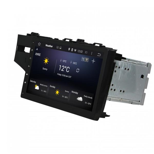 FIT 2014-2015 deckless car DVD player