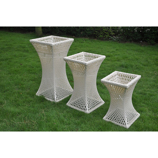 Stackable Chair with Table Garden Furniture