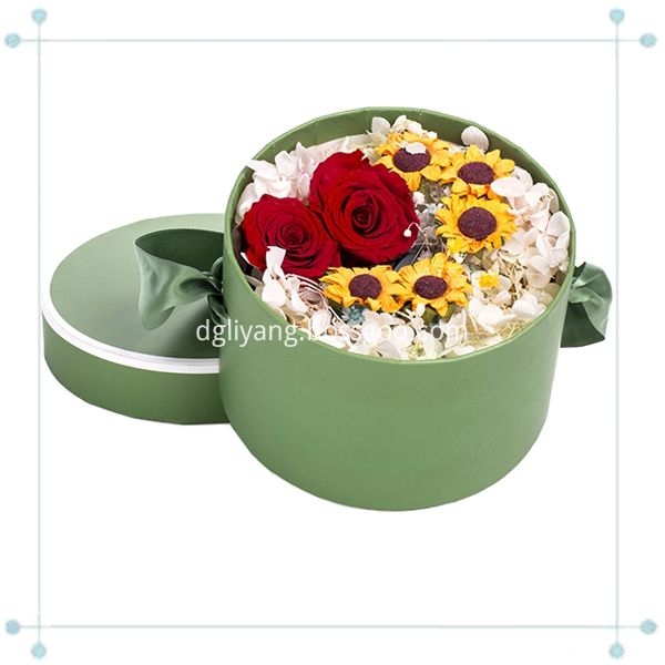 Colorful Round Flower BoxLY2017041002-15