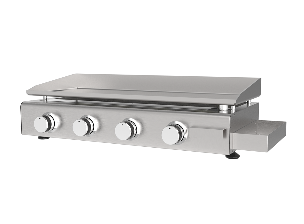 4 Burner Griddle Grill