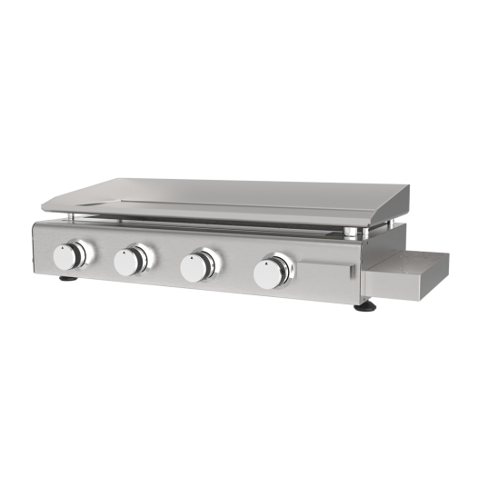 Four Burner Gas Griddle Grill