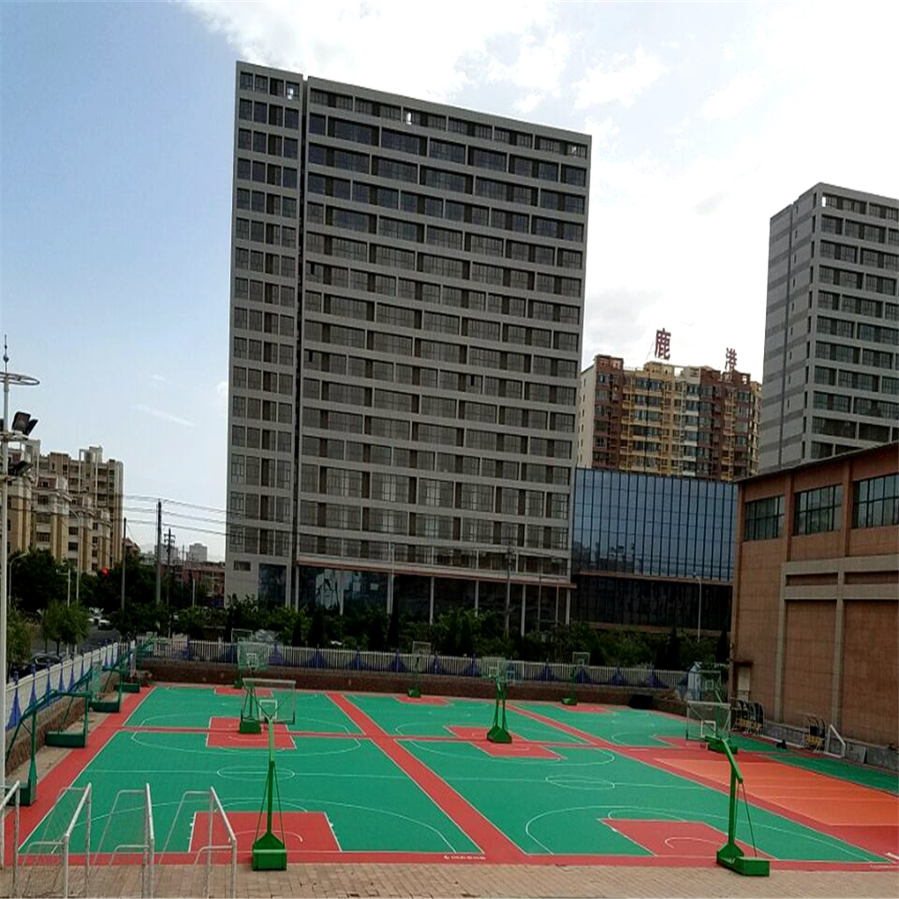 Basketball Court Tiles13