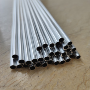 Aluminum Extruded Round Tube for Car Water Radiator