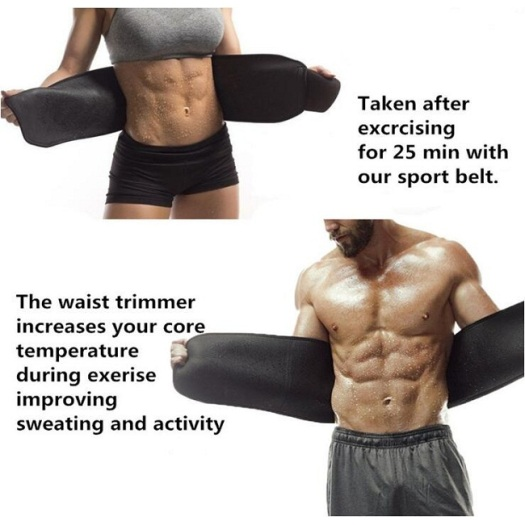 Breathable Waist Support For Fitness