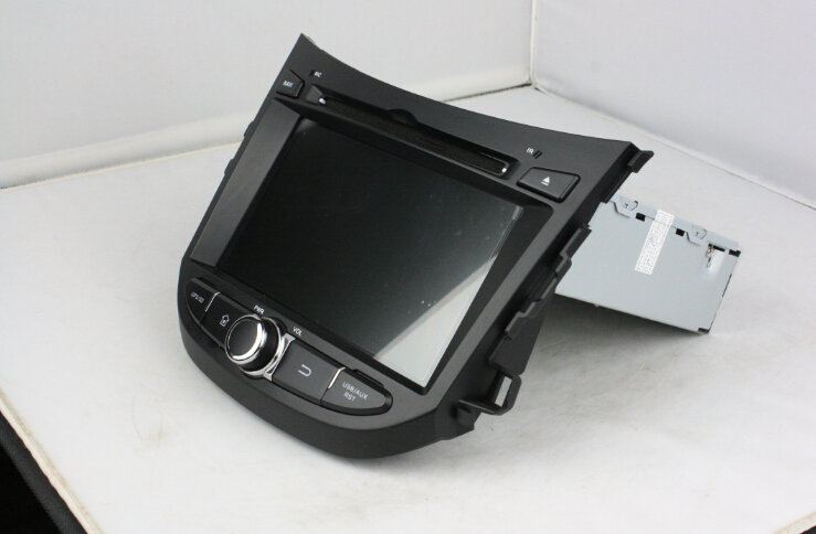 7 inch 1DIN Hyundai HB20 2013 Car Dvd Player