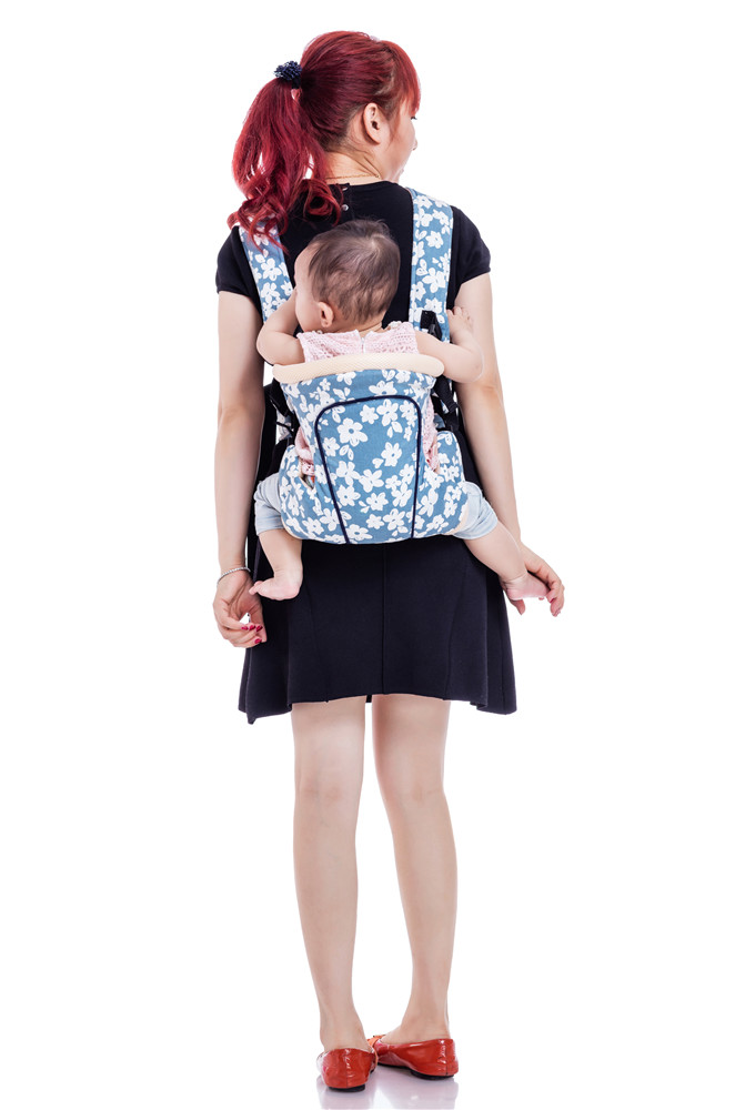 Printed Soft Safety Babies Carrier