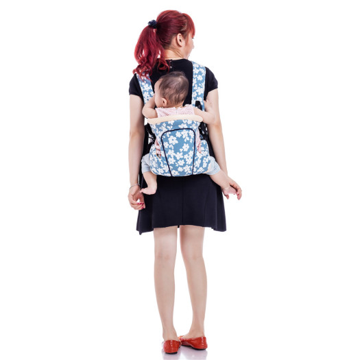 Soft Safety Printed Baby Carrier