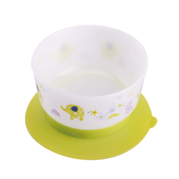 A0203 Baby Dinnerware Suction Training Bowl BPA Free