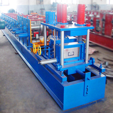 Industrial use 1.5mm thickness concrete u channel machine