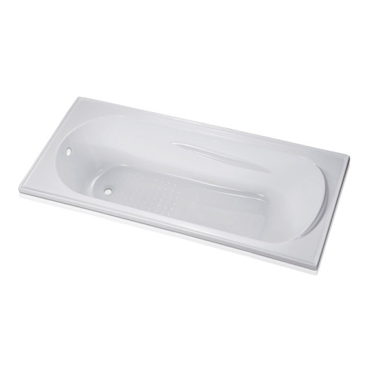 Mirza Art Deco Single Ended Bath Tub