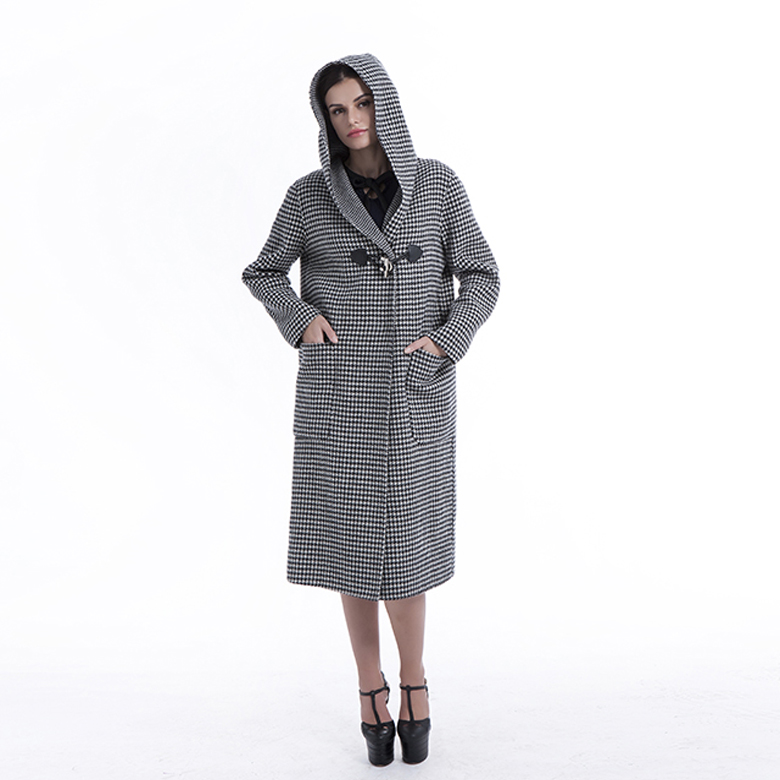 New styles wool or cashmere winter coat