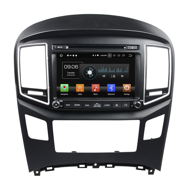 Android 8 car multimedia for 2016 H1 (1)