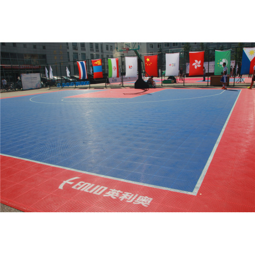 Basketball Court Playing Flooring