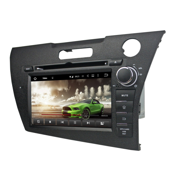 HONDA GPS Navigation car dvd player For CRZ
