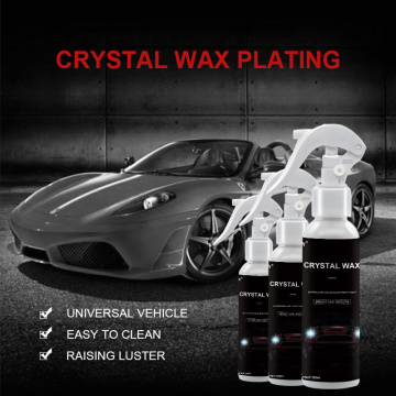 Anti-stain and Anti-scratch Car Crystal Wax Plating