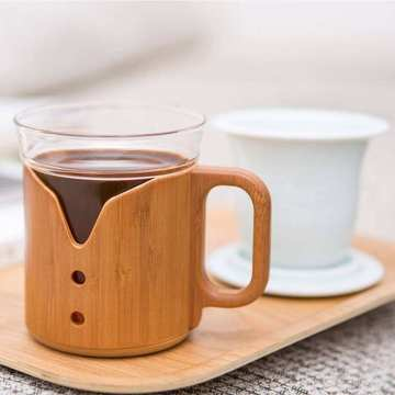 Environmental Natural Bamboo Cup