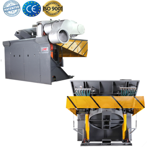 Industrial melting equipment heat furnace for metals