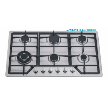 6 Burners Home Electric Gas Stove