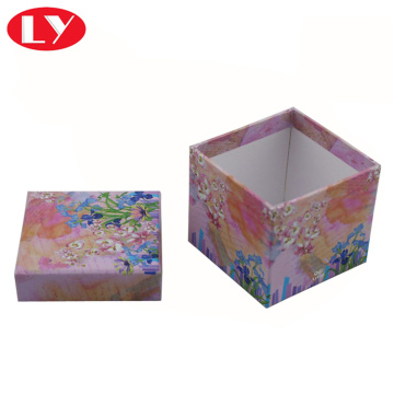 Custom Printed Small Square Present Gift Boxes