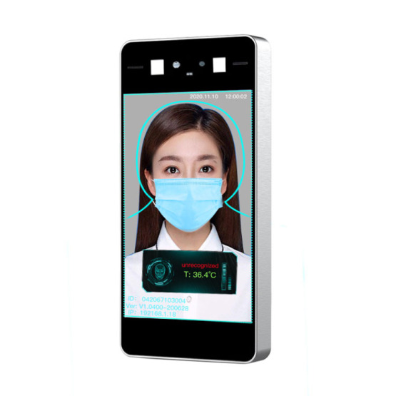 Accurate AI Face Detection & Thermometer Camera