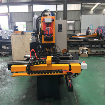 CNC Metal Steel Plate Drilling Punching Machine