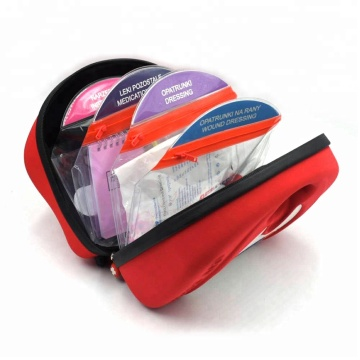 High quality EVA first aid emergency medical case
