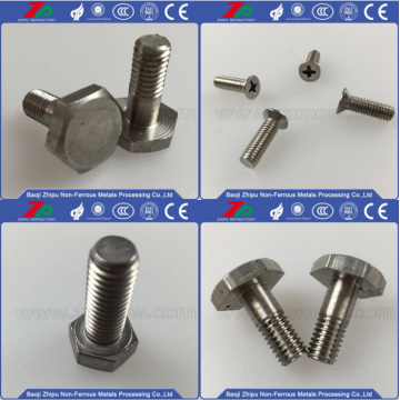Tantalum Flat Phillips Screw for Sale