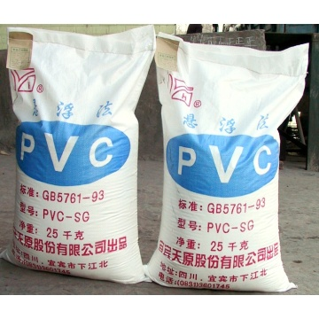 PVC Resin Suspension Grade (PVC SG-8)