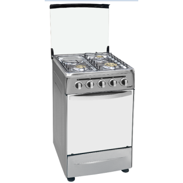 Free Standing Gas Oven with 4 Burner Stove