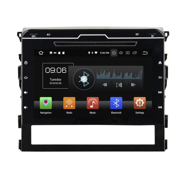 car audio and entertainment for Land Cruiser 2016