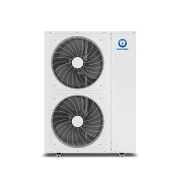 DC Inverter Heat Pump for Heating Cooling Hot Water