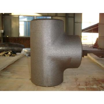 Equal Tee Buttweld stainless steel welded pipe